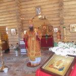 В праздник отдания Пасхи епископ Ванинский Савватий совершил праздничные богослужения