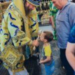 Епископ Ванинский и Переяславский Савватий принял участие в праздновании пятой годовщины архиерейской хиротонии митрополита Астраханского и Камызякского Никона