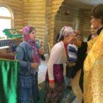 Праздничными богослужениями и волной колокольного звона встретили Крещение Руси приходы епархии