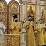 В неделю-5-ю по Пятидесятнице епископ Ванинский и Переяславский Савватий совершил пресвитерскую хиротонию клирика Ванинской епархии