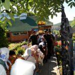 По территории Вяземского и Бикинского районов прошел шестидневный Крестный ход, посвященный столетию восстановления Патриаршества в России