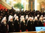 В работе Архиерейского Собора принимают участие 347 архиереев в том числе и епископ Ванинский Савватий