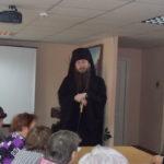 Епископ Савватий провел встречу с ветеранами в районном Совете ветеранов