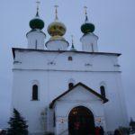 В день памяти святителя Николая Чудотворца епископ Савватий сослужил в Николо-Шартомском монастыре
