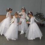Детский спектакль в библиотеке им. Горького г. Советская Гавань
