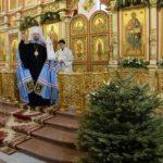 Епископ Ванинский Савватий поздравил главу Приамурской митрополии с праздником Рождества Христова