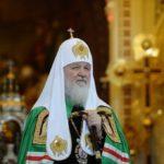 В девятую годовщину интронизации Святейшего Патриарха Кирилла епископ Ванинский Савватий принял участие в богослужении в Храме Христа Спасителя
