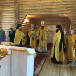 Архиерейское богослужение в Неделю сыропустную, воспоминания Адамова изгнания