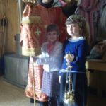 Управляющий Ванинской епархией посетил приходы Северного (Ульчского) благочиния