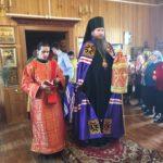 Архипастырский визит епископа Савватия в поселок Мухен