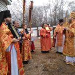 В четверг Светлой Седмицы епископ Савватий совершил богослужения в храмах Южного благочиния