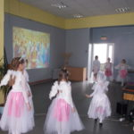 Пасхальный детский спектакль в библиотеке им. Горького