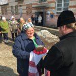 На Светлой Пасхальной седмице епископ Савватий посетил многочисленные общины Центрального, Южного и Нанайского благочиний
