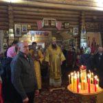 Престольный праздник храма святителя Луки Крымского в п. Монгохто