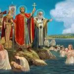 Праздничные богослужения и волна колокольного звона прошли в храмах Ванинской епархии в честь 1030-летия Крещения Руси