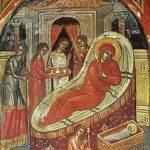В праздник Рождества Пресвятой Богородицы управляющий Ванинской епархией совершил Божественную литургию в храме святителя Николая кафедральной столицы епархии