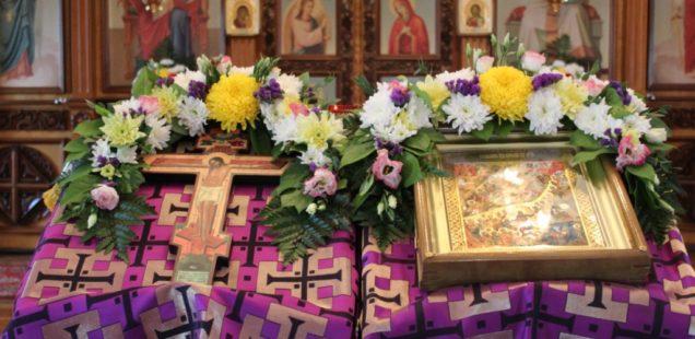 Всенощное бдение в канун Недели 18-й по Пятидесятнице