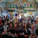 РОЖДЕСТВЕНСКИЙ КОНЦЕРТ ДЕТСКОГО ХОРА «ЗОЛОТАЮШКИ» В ХРАМЕ СВЯТОЙ ТРОИЦЫ СЕЛА ТРОИЦКОЕ