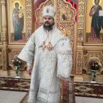Поздравление клира и мирян епископу Ванинскому и Переяславскому Аристарху с 55-летием