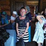 храм Владимирской иконы Божией Матери оказывает социальную помощь в нужде жителям села Маяк