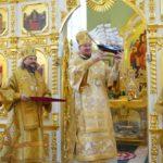 В день памяти равноапостольного князя Владимира епископ Аристарх поздравил митрополита Владивостокского и Приморского Владимира с днем Ангела