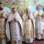ПРЕСТОЛЬНЫЙ ПРАЗДНИК ХРАМА АРХАНГЕЛА МИХАИЛА  СЕЛА  ЛЕРМОНТОВКА