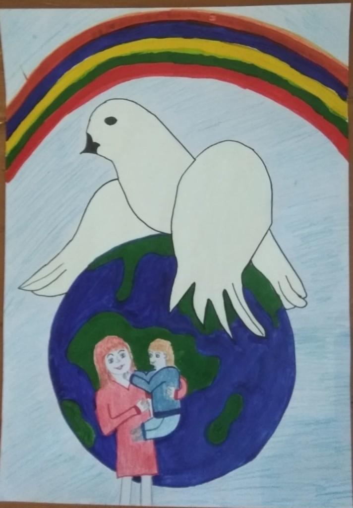Pobeda Glazami Detej Konkurs Detskih Risunkov V P Cimmermanovka