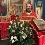 Поздравление иеромонаху Макарию (Ненашеву) с 50-летним юбилеем.